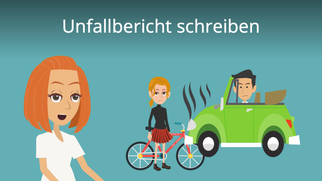 Unfallbericht, Unfallbericht Beispiel, Unfallbericht Muster