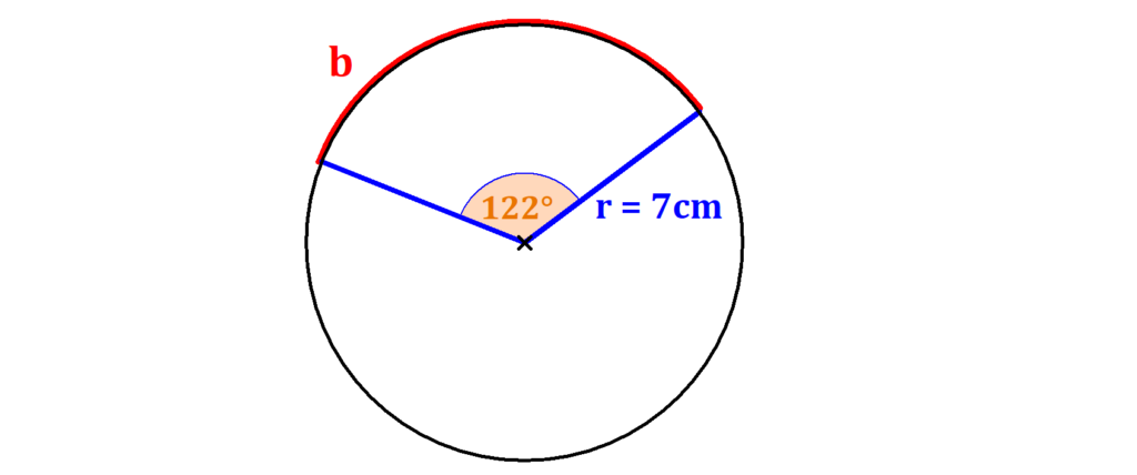 Kreis, Winkel, Radius, Kreisbogen