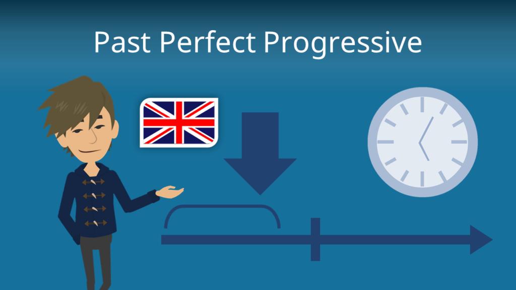 Zum Video: Past Perfect Progressive
