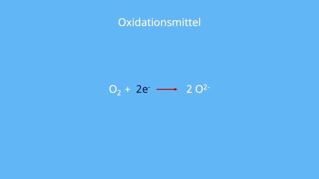 Oxidation Und Reduktion Anorganische Chemie 14