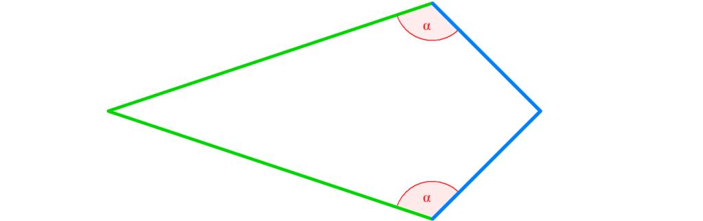 Drachenviereck, Viereck, Raute, Haus der Vierecke, Seiten, Winkel
