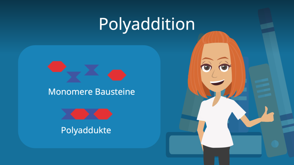 Zum Video: Polyaddition