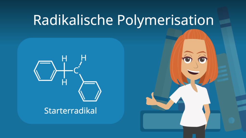 Zum Video: Radikalische Polymerisation