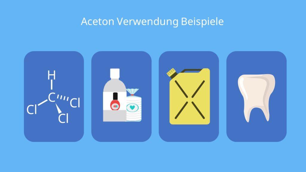 Propanon, Dimethylketon, Azeton, CH3COCH3